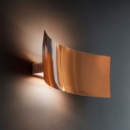 Seinavalgusti Oluce Lens copper