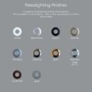 Süvisvalgusti-Flexa-pinnakatted