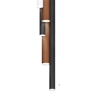 Pipes Tube Cluster CS