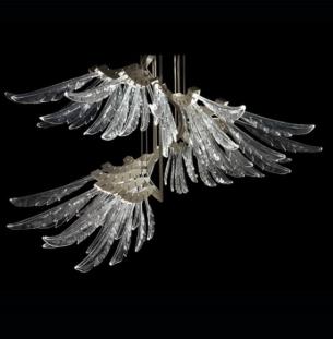 Rippvalgusti Barovier&Toso Angel