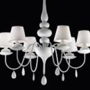 Rippvalgusti Ideal Lux Blanche