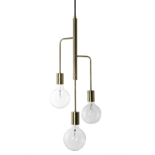 Laevalgusti frandsen_chandelier antique-brass