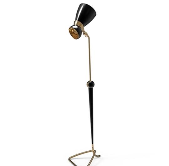 Delightfull amy winehouse vintage floorlamp 1