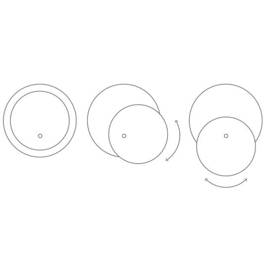 Seinavalgusti Estiluz-Eclipsi joonis