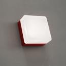 Seinavalgusti Exenia Muffin 350415010 punane