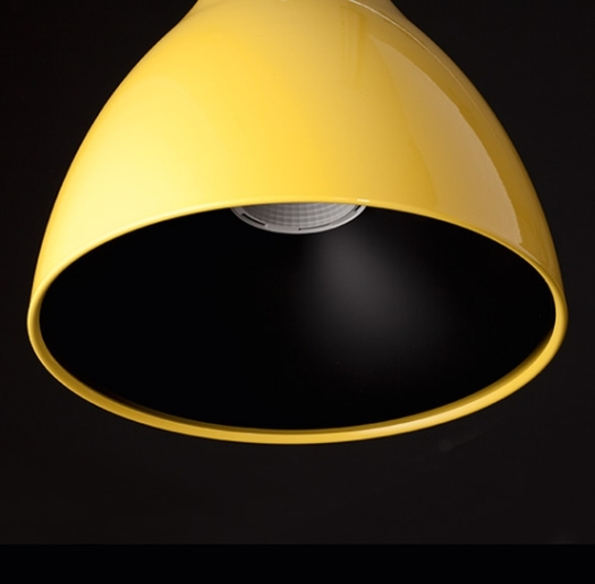 Rippvalgusti Exenia Willy LED yellow