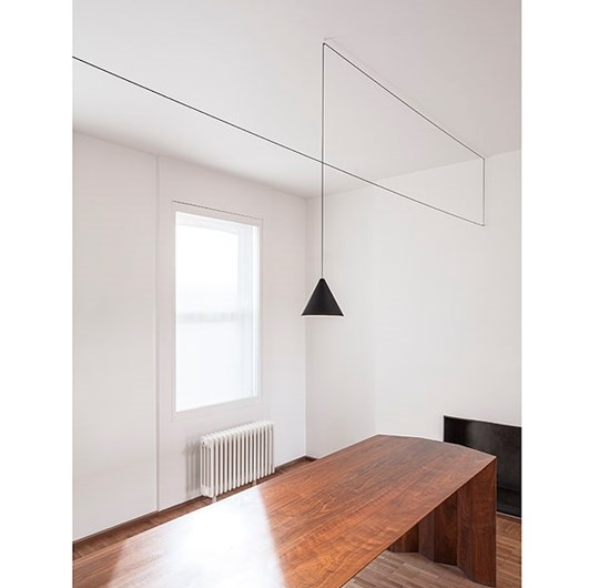 Rippvalgusti Flos String Light
