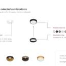 Süvisvalgusti Intra Pipes RV XC 13054081101 info