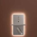 Seinavalgusti Leds wall-lamp