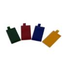 Niiskuskindel seinavalgusti 'Leds Poker värvid