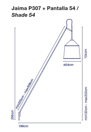 Välisvalgusti Jaima, 15W/1092lm LED, 2700K, IP65