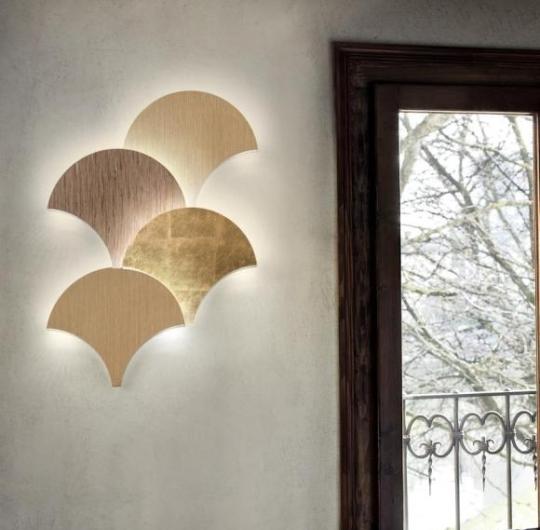 Seinavalgusti Masiero Palm
