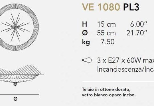 Laevalgusti 1080/PL3