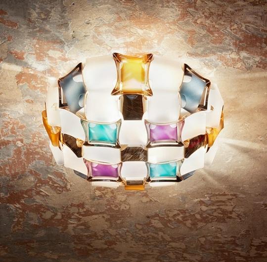 Seinavalgusti_laevalgusti Slamp_Mida multicolor