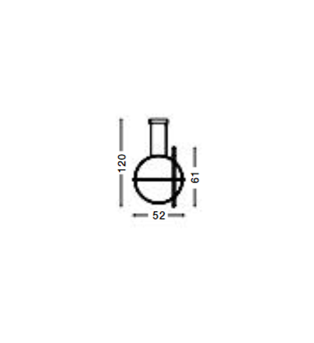 Rippvalgusti Arte, 48,6W/3360lm led