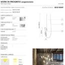 Keraamiline rippvalgusti Work In Progress, 35W GU10