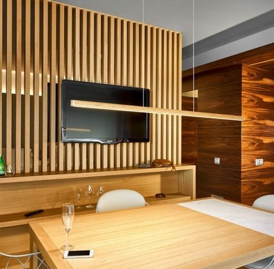 Rippvalgusti slv vincelli bambus interjöör