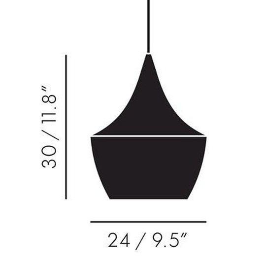 Rippvalgusti Beat Fat, 33W G9
