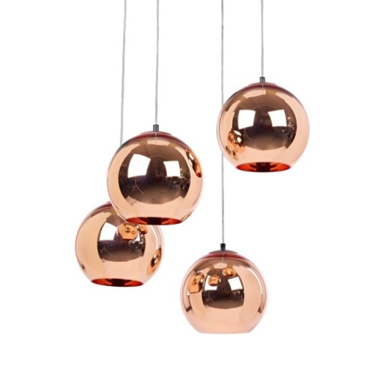 Tom Dixon Copper Round mss01reu vask1