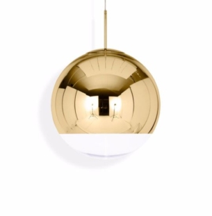 Tom Dixon Mirror Ball mbb50g gold