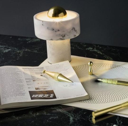 Tom dixon-stone-table-light-stt01eu