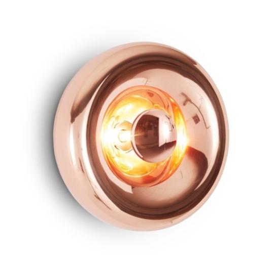Seinavalgusti Tom Dixon Void VOS01C-SM1 copper