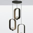 Rippvalgusti Tooy filipa 555.13 chandelier