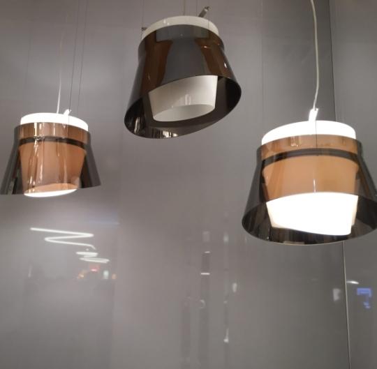 Rippvalgusti Vistosi Aria collection