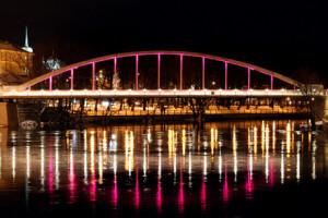 Арочный мост (Kaarsild) в Тарту