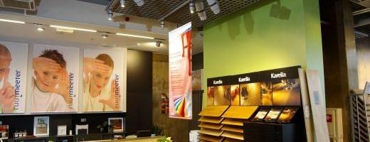 Ruutmeetri salong Tallinnas