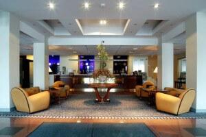Гостиница Grand Hotel Viljandi