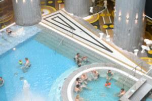 Гостиница Tallink Spa Conference Hotel