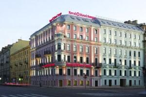 Гостиница Reval Hotel Sonya в Санкт-Петербурге