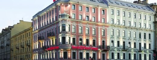 Reval Hotel Sonya St.Peterburgis