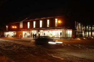Коммерческое здание в Курессааре