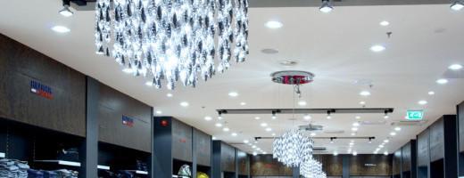 Denim Dream kauplus Rocca al Mare kaubaduskeskuses