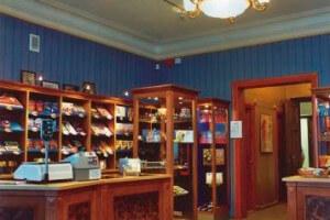 Фирменный магазин Kalev