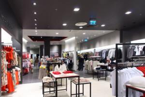 Магазин Mosaic в торговом центре Rocca al Mare