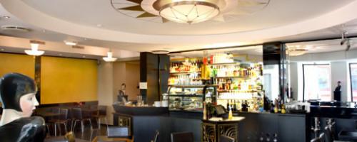 Kohvik Tallinna vanalinnas Cest La Vie