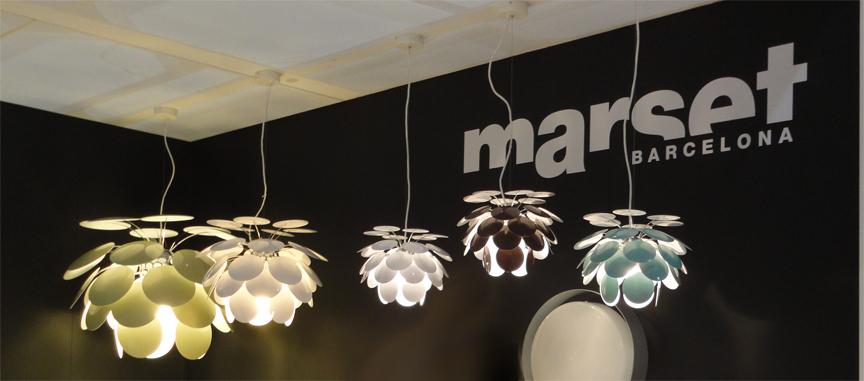 617ba427cfd Frankfurt mess 2014 Marset Discoco pastellsed