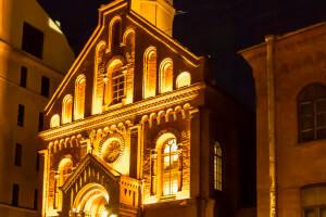Яанова церковь в Петербурге