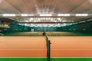 Детский холл теннисного центра Tere