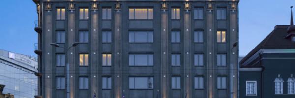 Palace hotelli tubade valgustid