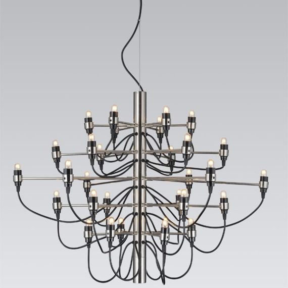 Flos_gino-sarfatti-chandelier-2097-by-flos-2097-30-brass-or-chrome-for-choice