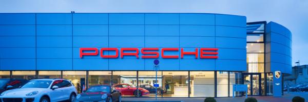 Autokauplus Porsche Tallinnas