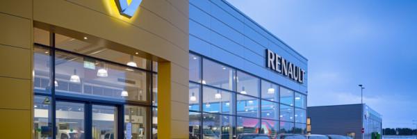 Autokauplus Renault Tallinnas