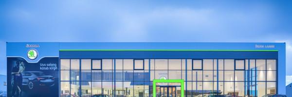 Autokauplus Skoda Tallinnas