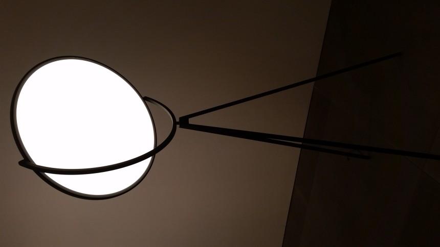 Светильник Superloon от фирмы Flos