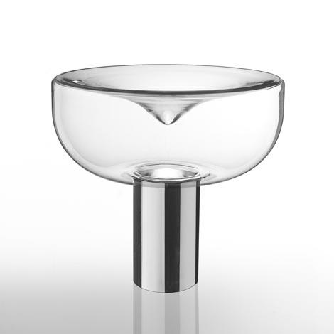 aella historic modern glass table lamps