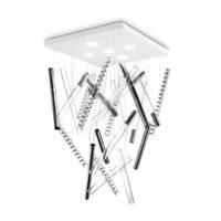 leucos-ixi-glass-hanging-light